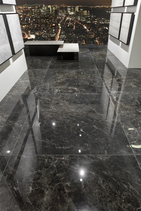 Pavimenti e rivestimenti effetto marmo Boutique