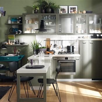 Cucina Diesel Social Kitchen Scavolini